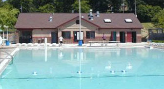Now-Aug 25, Family Swim 12-1pm and Open Swim 1-5pm